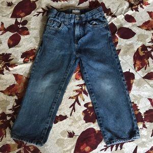 Children's Place Boys 3T straight Jeans